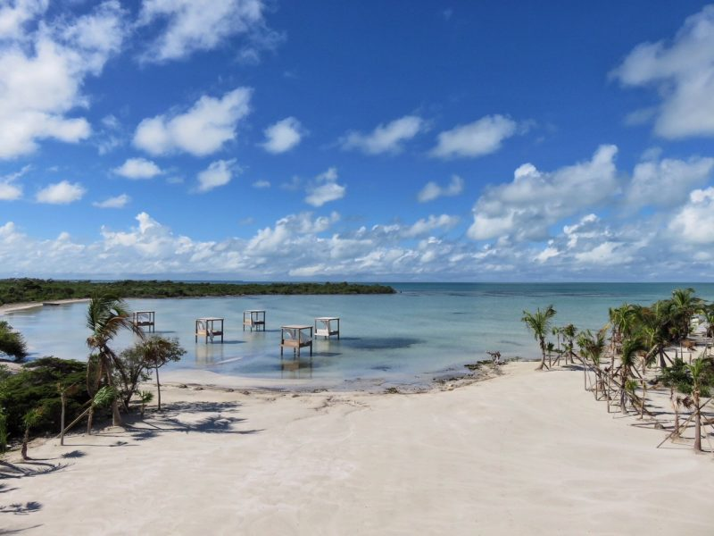 Best Beaches in Belize - West side of Ambergris Caye