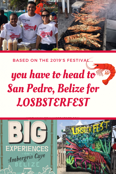 2019 Belize Lobsterfest