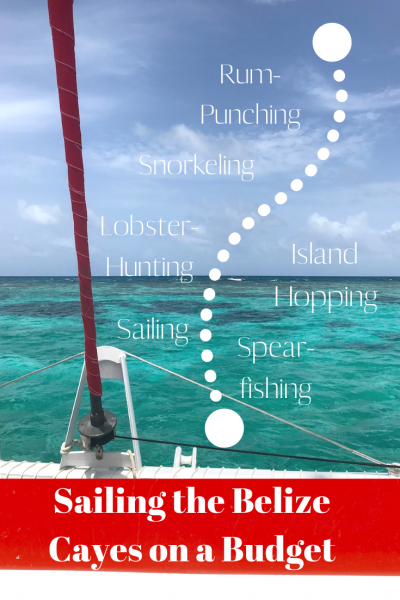 An affordable way to sail along the 2nd longest barrier reef in the world. BELIZE! Fishing, snorkeling, manatees, rum punch - with Raggamuffin Tours.