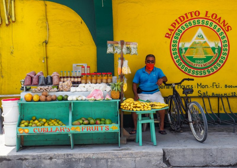 Fruit Stand Town