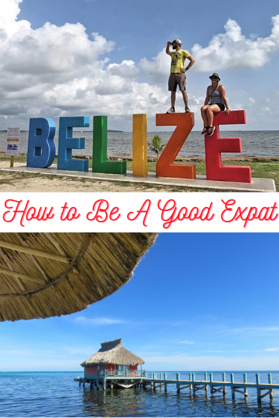 How to Be a Good Expat