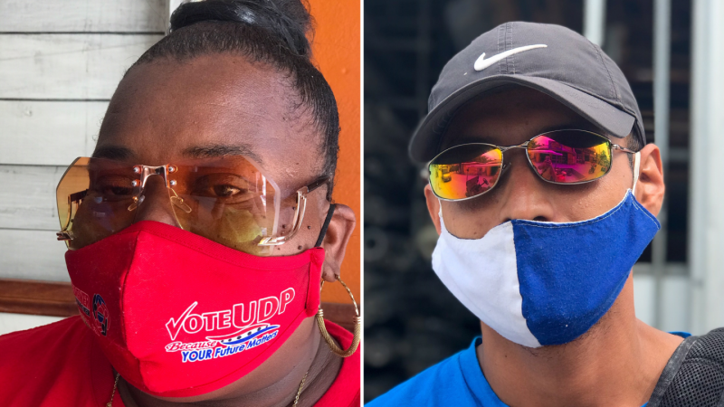 Elections Face Masks
